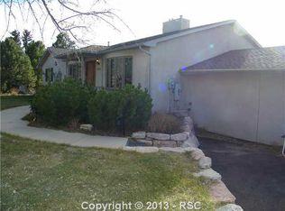 7540 Gillen Rd , Colorado Springs CO
