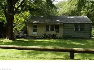 63 Victoria Rd , Coventry CT