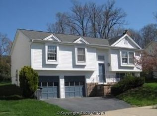 14138 Wood Rock Way , Centreville VA
