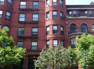 293 Commonwealth Ave Apt 6F295, Boston MA
