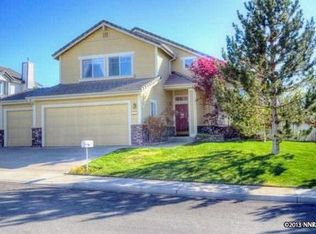 2495 Stone View Dr , Sparks NV