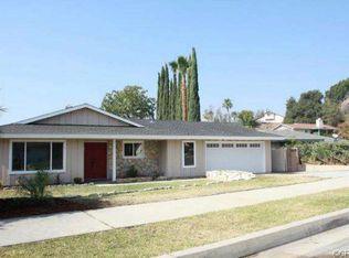 1241 S Glencroft Rd , Glendora CA
