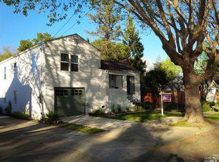 1424 Sycamore St , Napa CA