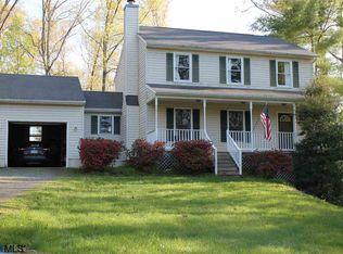 165 Rustling Oaks Way , Ruckersville VA