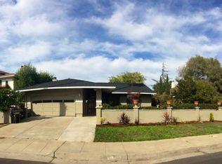 541 Becket Dr , Redwood City CA