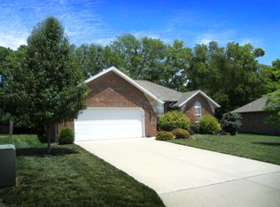 Blackwood Rd Springfield MO Zillow - Map of 2940 us hwy 60 east republic mo