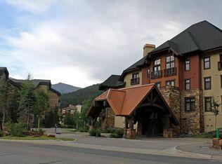 172 Beeler Pl # 115-D, Copper Mountain CO