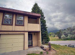 2350 Villa Rosa Dr , Colorado Springs CO