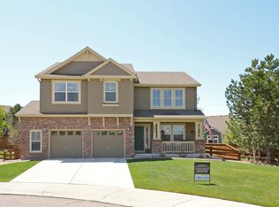 4648 Charing Ct , Castle Rock CO
