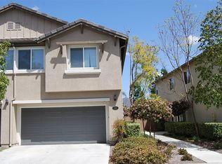 1242 Stagecoach Trail Loop , Chula Vista CA