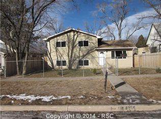 820 E Rio Grande St , Colorado Springs CO