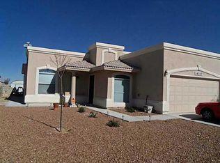 14337 Desert Point Dr , Horizon City TX