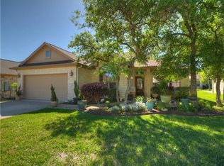 726 Enchanted Rock Trl , Georgetown TX