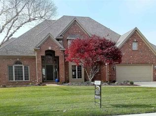 11715 Autumn Tree Dr , Fort Wayne IN