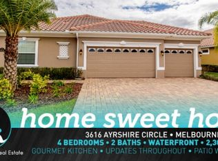 3616 Ayrshire Cir , Melbourne FL
