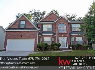 4545 Warren Mill Trl , Ellenwood GA