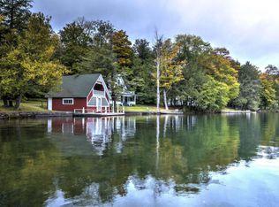 The sacred calm of mind on Oquaga Lake