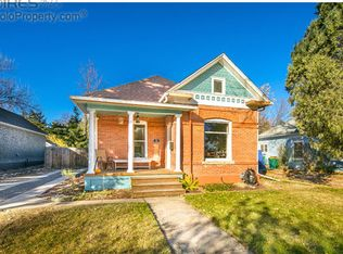 511 Whedbee St , Fort Collins CO
