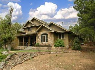1168 N Fox Hill Rd , Flagstaff AZ