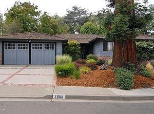 2806 Roland Ave , San Carlos CA