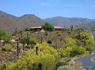 8125 E SPANISH BOOT RD , CAREFREE AZ