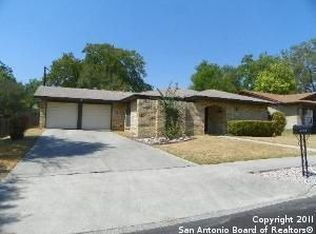 6715 Forest Grv , San Antonio TX