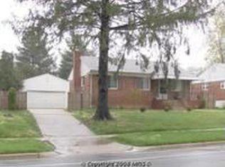4615 Aspen Hill Rd , Rockville MD