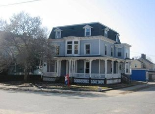 36 Cleveland St , New London CT