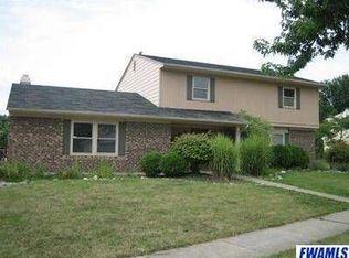 4532 Isleview Cv , Fort Wayne IN