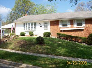 8314 Nicholson St , New Carrollton MD