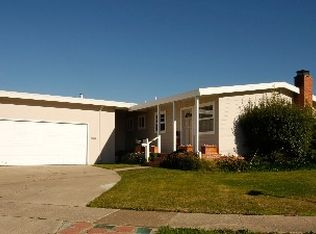 245 Greenway Dr , Pacifica CA