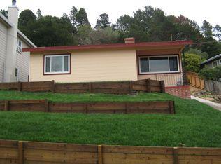 20 Jewell St , San Rafael CA