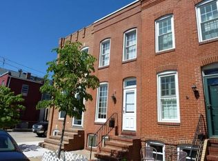 1458 Andre St , Baltimore MD