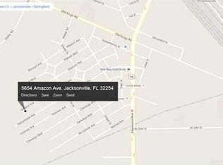 32254 Zip Code Map.5654 Amazon Ave Jacksonville Fl 32254 Zillow