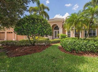 420 Terracina Way , Naples FL