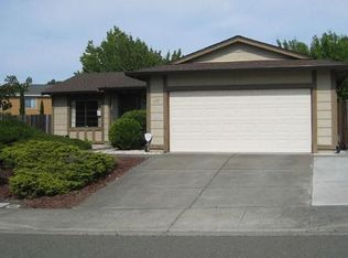 312 Clydesdale Dr , Vallejo CA