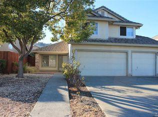225 Sunridge Way , Vacaville CA