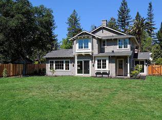 128 Glenwood Ave , Woodside CA