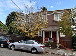 27 Levant St , San Francisco CA