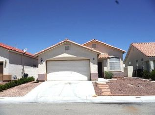 1838 Vista Del Oso Way , North Las Vegas NV