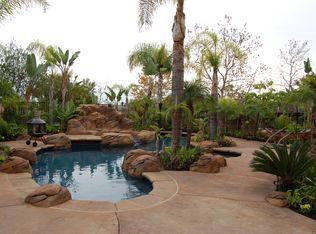 Tropical Patio In Rancho Santa Margarita Ca Zillow Digs