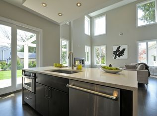 Contemporary Kitchen With Clerestory Window Amp Casement