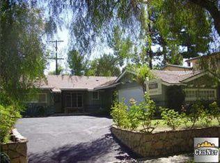 4734 San Feliciano Dr , Woodland Hills CA