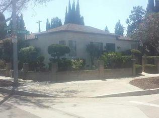 5449 Berryman Ave , Culver City CA