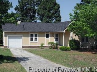 1533 Argon Ave , Fayetteville NC