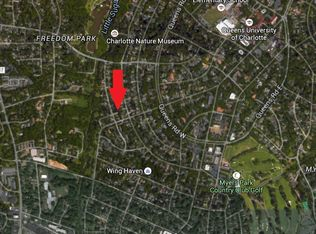 Freedom Park Charlotte Nc Map.1787 Jameston Dr Charlotte Nc 28209 Zillow