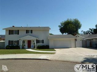1938 Sparks Ct , Simi Valley CA
