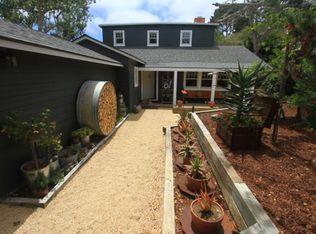 61 Via Cimarron , Monterey CA