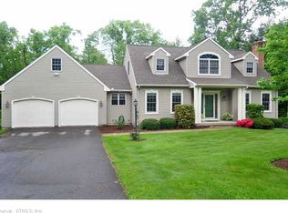 28 Old Farms Rd , West Suffield CT