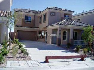 7640 Morning Water St , Las Vegas NV